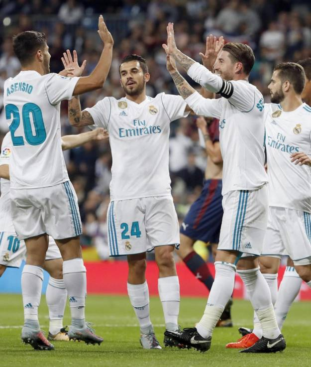 Real Madrid ante Eibar