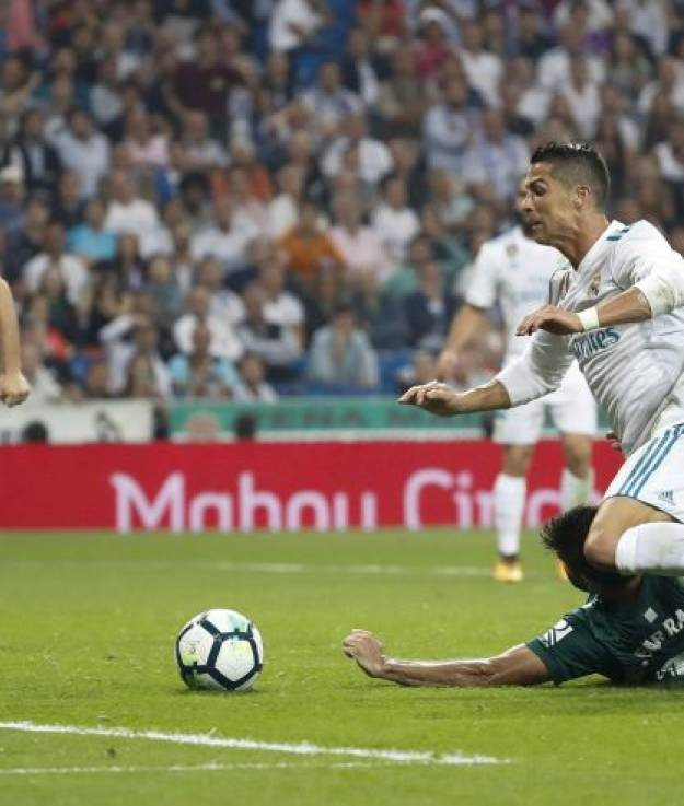 Real Madrid vs. Real Betis (Foto: Agencias)