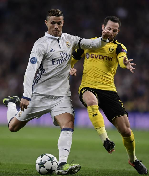 Real Madrid vs. Borussia Dortmund por la Champions League