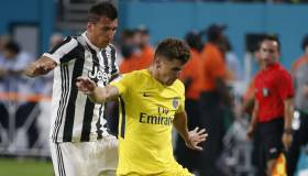 Juventus vs. PSG EN VIVO: italianos triunfan 2-1 en Florida por International Champions Cup