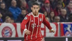 James Rodríguez anotó su primer gol con el Bayern [VIDEO]