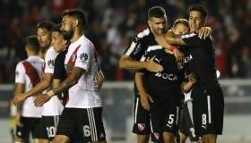 River Plate perdió 1-0 ante Independiente por Superliga Argentina