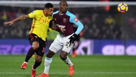 Watford vs. West Ham EN VIVO: club de Carrillo gana 2-0