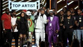 Billboard Music Awards 2017: mira la lista completa de ganadores [FOTOS]