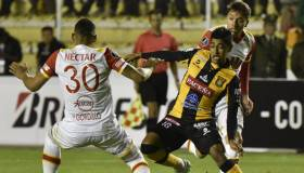 The Strongest vs. Santa Fe EN VIVO ONLINE por Fox Sports: por pase a octavos de Libertadores