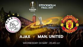 Manchester United vs. Ajax final EN VIVO: duelo por el título de la Europa League 2017