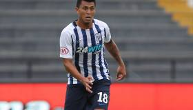 Alianza Lima: Rinaldo Cruzado anotó golazo con notable gesto técnico [VIDEO]