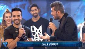 "Luis Fonsi cantó ""Despacito"" dos veces en regreso de Marcelo Tinelli a la TV [VIDEO]"