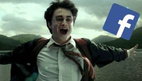 Facebook lanza una divertida animación para los fans de Harry Potter