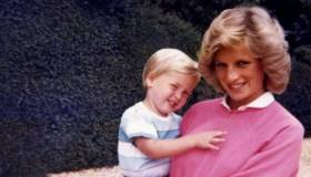 [BBC] La última llamada de la princesa Diana que persigue a los príncipes William y Harry