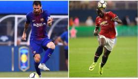 Barcelona vs Manchester United: duelo de estrellas por la International Champions Cup
