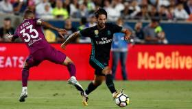 Manchester City goleó 4-1 al Real Madrid en la International Champions Cup