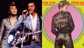 Miley Cyrus lanza nuevo video en tributo a Elvis Presley