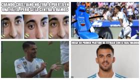 Real Madrid vs. Alavés: memes del triunfo merengue