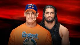 WWE: John Cena vs. Roman Reigns se enfrentan en No Mercy