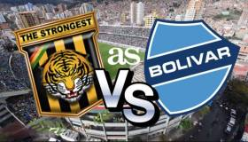 The Strongest vs. Bolívar: este domingo en clásico boliviano