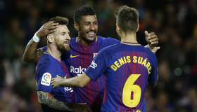Barcelona vs. Olympiacos: chocan por la Champions League