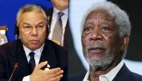 Morgan Freeman interpretará al ex secretario de Estado de EEUU Colin Powell