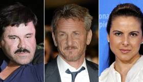 Sean Penn critica documental de Kate del Castillo sobre 'El Chapo'