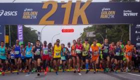 Media Maratón Asics Golden Run debutará en el Perú