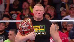 WWE Raw: revive el evento con Brock Lesnar tras TLC 2017