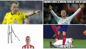 Real Madrid vs. Atlético de Madrid: memes del empate