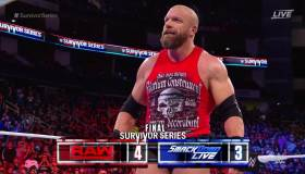WWE Survivor Series 2017: Raw venció 4-3 a SmackDown en Texas