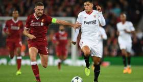 Sevilla vs. Liverpool: chocan por la Champions League