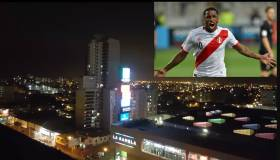 Jefferson Farfán: así se escuchó su golazo en Lima [VIDEO]