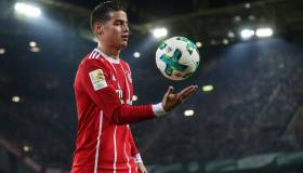 Bayern Múnich vs. Colonia: con James Rodríguez por Bundesliga