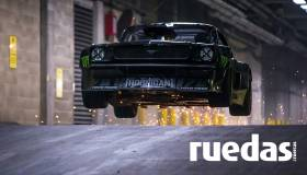 Ken Block y Top Gear paralizan Londres con un video lleno de adrenalina