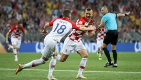 Francia vs. Croacia: Perisic marcó el gol del empate 1-1 [VIDEO]