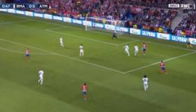 Real Madrid vs. Atlético EN VIVO: golazo de Diego Costa en el primer minuto | VIDEO