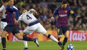 Barcelona vs. Tottenham: por Champions League