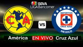 América vs. Cruz Azul en vivo