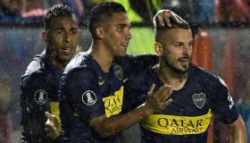 Boca Juniors vs. Tolima