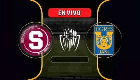 Tigres vs. Saprissa EN VIVO vía FOX Sports  mexicanos ganan 3-0 en a3f2a22183b47