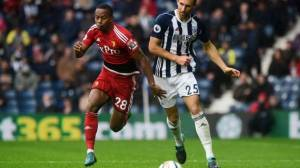 André Carrillo y la increíble chance de gol que erró en Premier League