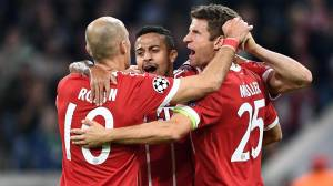 Bayern Múnich goleó 3-0 al Celtic de local por Champions League