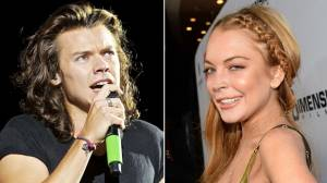 One Direction: Lindsay Lohan asegura que rechazó a Harry Styles