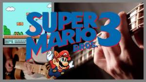 "4f03d1c04f1 Músico recrea el soundtrack de ""Super Mario Bros 3""  VIDEO"