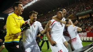 Sevilla ganó en penales al Athletic Club por Europa League