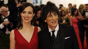 Rolling Stones: Ronnie Wood vuelve a ser padre a los 68 años