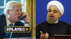 Trump sanciona a Irán tras advertirle que