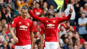 Paul Pogba anotó su primer gol con el Manchester United [VIDEO]