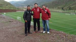 Daniel Ahmed inició Plan Centenario 2022 en Cusco [VIDEO]