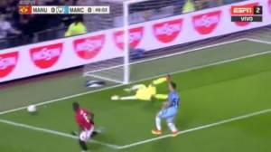 Pogba tuvo el gol: Willy Caballero realizó gran atajada [VIDEO]