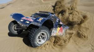 Carlos Sainz abandona el Rally Dakar 2014 tras accidente