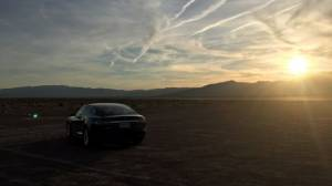 Elon Musk mostró en Twitter un video con el Tesla Model 3