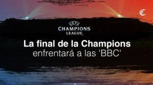 Real Madrid vs. Juventus: la final entre las poderosas 'BBC'